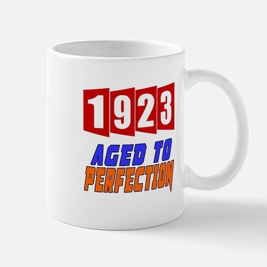 1923 Aged To Perfection Mug