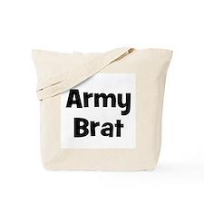 Army Brat Tote Bag