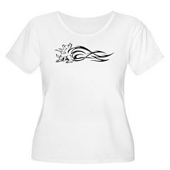 Dinosaur Tattoo T-Shirt