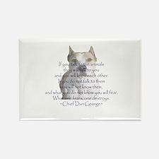 Cute Apbt Rectangle Magnet (100 pack)