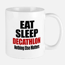 Eat Sleep Decathlon Mug