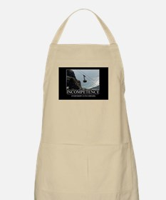 Incompetence BBQ Apron