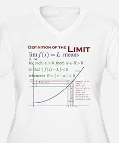 Definition of the Limit Plus V-Neck T-Shirt