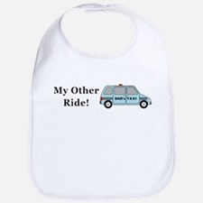 Dads Taxi My Other Ride Bib