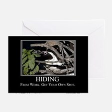 Hiding Greeting Cards (Pk of 10)