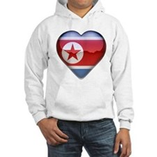 DPR Korea Heart Hoodie