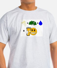 beer ingredients 3 T-Shirt