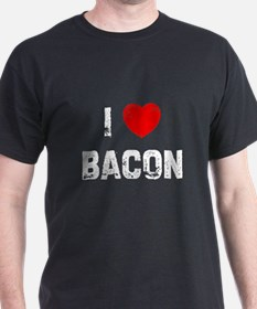 I * Bacon T-Shirt