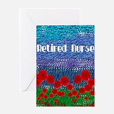 Poppy Field Greeting Cards