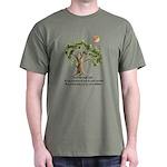 Kenyan Nature Proverb Dark T-Shirt