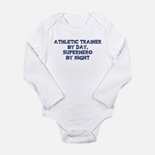 Athletic Trainer by day Body Suit
