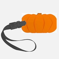 Cute Pumpkin Luggage Tag