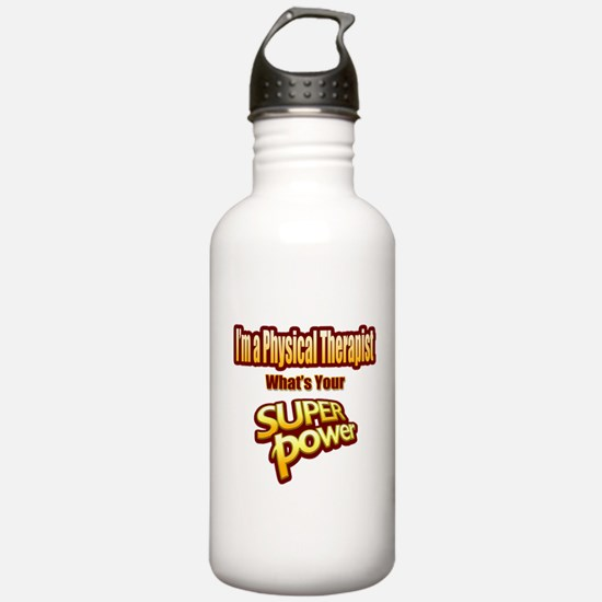 Super Power - Physical Water Bottle
