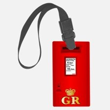 Cute Red post box Luggage Tag