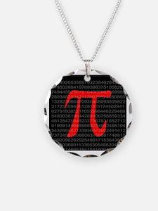 Unique Circle constant Necklace