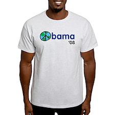 Obama 08 Light T-Shirt