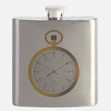 Funny Pocket art Flask