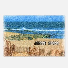 Cool New jersey Postcards (Package of 8)