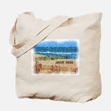 Cute Boardwalk Tote Bag