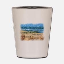 Unique Jersey shore Shot Glass