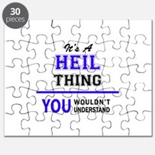 It's HEIL thing, you wouldn't understand Puzzle