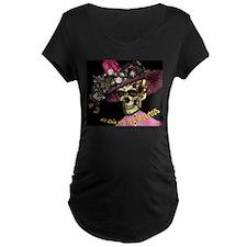 La Catrina Maternity T-Shirt