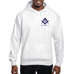 Masonic Scorpio Hoodie