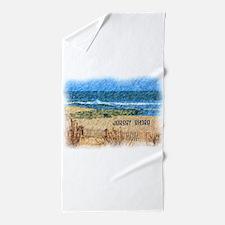 Jersey Shore NJ Beach Beach Towel