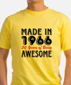 Made in 1966, 50 Years of Being Awe T