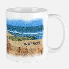 Jersey Shore NJ Beach Mugs