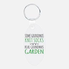 Funny Gardening idea Keychains