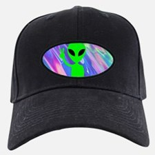 alien hologram Baseball Hat