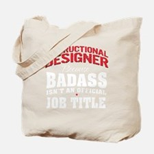 Cute Instructional design Tote Bag