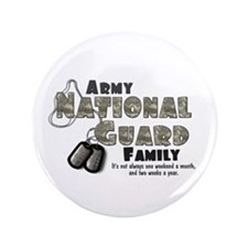 """National Guard Family 3.5"""" Button (100 pack)"""