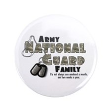 "National Guard Family 3.5"" Button"