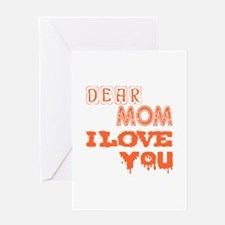 Happy Mother's Day Designs Greeting Card