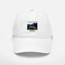MACHU PICCHU, PERU Baseball Baseball Cap