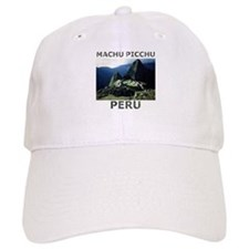 MACHU PICCHU, PERU Baseball Cap