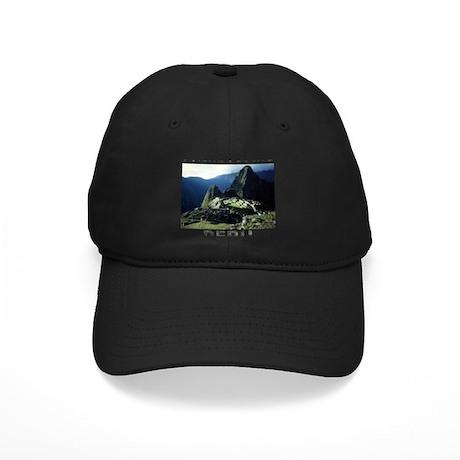 MACHU PICCHU, PERU Black Cap