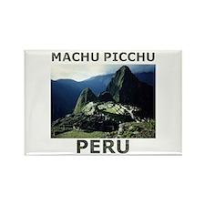 MACHU PICCHU, PERU Rectangle Magnet