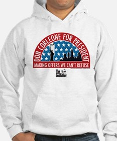 Don Corleone for President Hoodie