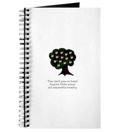 Shiba Tree Journal