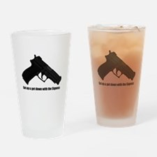 P226 Navy Mk25 - The Signess Drinking Glass