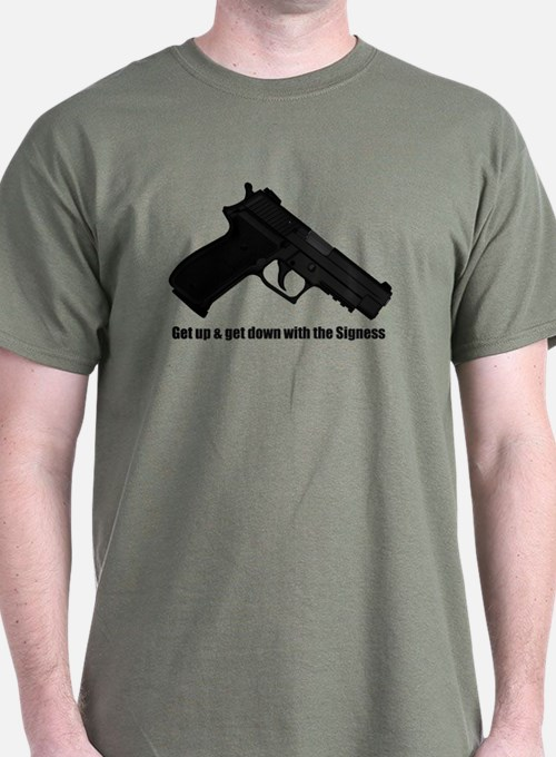 P226 Navy Mk25 - The Signess T-Shirt