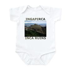 INCA RUINS Infant Bodysuit