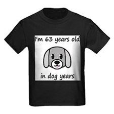 9 dog years 2 T-Shirt