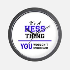 It's HESS thing, you wouldn't understan Wall Clock