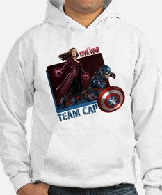 Captain America & Scarlet Witch Hoodie