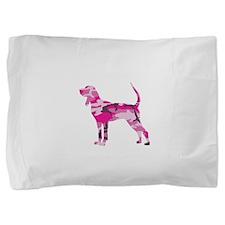 BLUETICK COONHOUND Pillow Sham