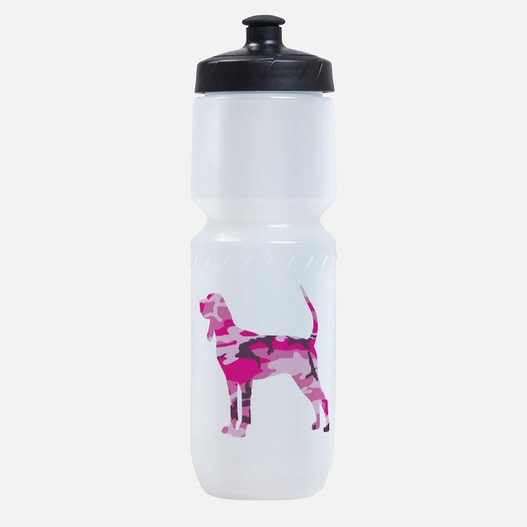 BLUETICK COONHOUND Sports Bottle